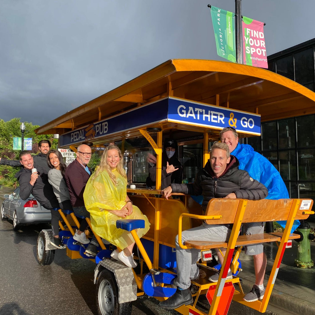 MyEO Pedal Pub Event